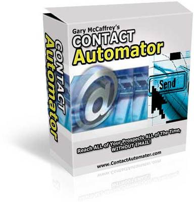 Product picture Contact Automator with resale rights