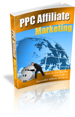 Product picture Affiliate Marketing EBook and landing page with Resale Right