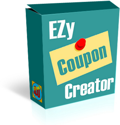 Product picture EZY Coupon Creator with Resale Rights